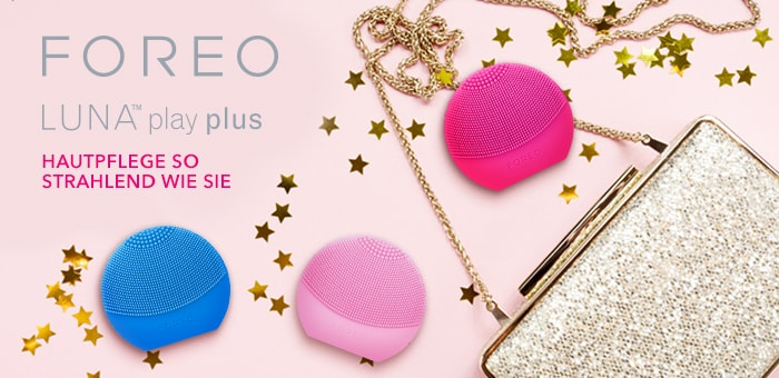 Foreo Luna play plus