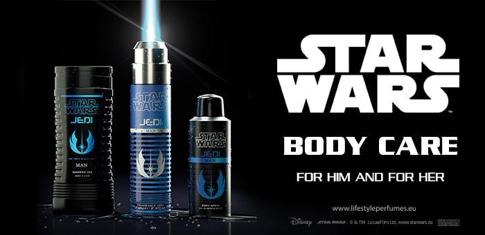 Die besten Düfte von Star Wars im BIPA Online Shop entdecken.