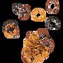 Zopfhalter Gummi mini