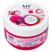 young face Soft Lotion Pads