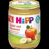 Bild: HiPP Äpfel mit Bananen