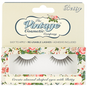 Bild: The Vintage Cosmetic Company künstliche Wimpern BETTY