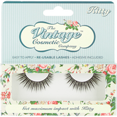 Bild: The Vintage Cosmetic Company künstliche Wimpern KITTY