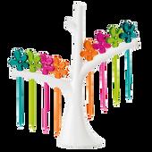 Bild: KOZIOL Partypiekser-Set A-PRIL mit Baum 8-teilig