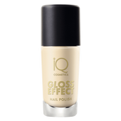 Bild: iQ COSMETICS Gloss Effect Nail Polish Summer Edition champagne