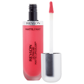 Bild: Revlon Ultra HD Matte Lip Color flirtation
