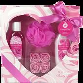Bild: Beauty Bath Rose Light Line Geschenkset