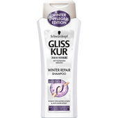Bild: Schwarzkopf GLISS KUR Winter Repair Shampoo