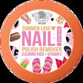 Bild: COCOLABELLE Summer Love Nagellackentferner Pads