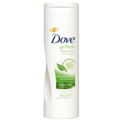 Bild: Dove Bodylotion go fresh