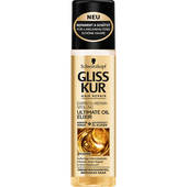 Bild: Schwarzkopf GLISS KUR Hair Repair Ultimate Oil Elixir Express-Repair-Spülung