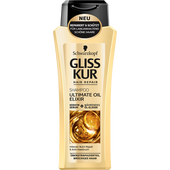 Bild: Schwarzkopf GLISS KUR Hair Repair Ultimate Oil Elixir Shampoo