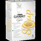 Bild: GOURMET Crystal Soup - Huhn, Huhn garniert