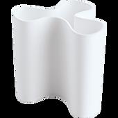 Bild: KOZIOL Vase CLARA M solid weiß