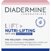 Bild: DIADERMINE LIFT+ Super Filler Nachtcreme