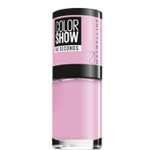 Bild: MAYBELLINE Colorshow 60 seconds Nagellack lilac wine