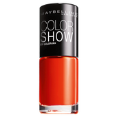 Bild: MAYBELLINE Colorshow Nagellack orange attack