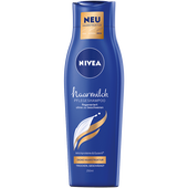 Bild: NIVEA Shampoo Haarmilch dickes Haar