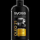 Bild: syoss PROFESSIONAL Shampoo Oleo 21 Intensive Nährpflege