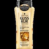 Bild: Schwarzkopf GLISS KUR Hair Repair Ultimate Oil Elixir Shampoo