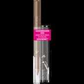 Bild: MANHATTAN Brow'Tastic  Augenbrauenstift  + Brow Styling Gel 001 light