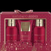 Bild: Baylis & Harding Midnight Fig & Pomegranate 3er Geschenkset