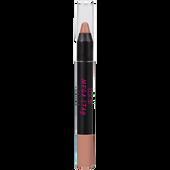 Bild: LOOK BY BIPA Mega Stay Lipstick nude cream
