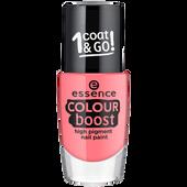 Bild: essence Colour Boost High Pigment Nagellack instant fun