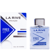 Bild: LA RIVE lifestyle Free Motion Blue EDT