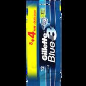 Bild: Gillette Blue 3 Einwegrasierer