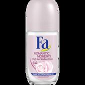 Bild: Fa Romantic Moments Duft der weißen Rose Deo Roll-on