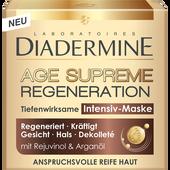 Bild: DIADERMINE Age Supreme Regeneration Intesiv-Maske