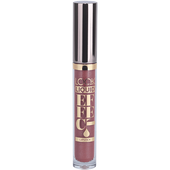 Bild: LOOK BY BIPA Effect Liquid Lipstick glittery nude