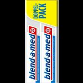 Bild: blend-a-med Zahncreme Weiß Doppelpack