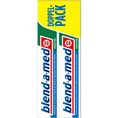 Bild: blend-a-med Zahncreme Kräuter Doppelpack