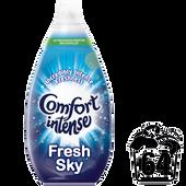 Bild: Comfort intense Fresh sky ultrakonzentrierter Weichspüler