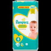 Bild: Pampers premium protection Gr. 4 (8-16 kg) Jumbo Pack
