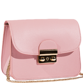 Bild: LOOK BY BIPA Crossbody Bag rosa