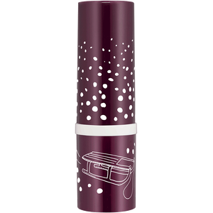 Bild: essence Winter Dreamin' Sheer Lippenstift 01 hot cocoa & fuzzy socks