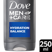 Bild: Dove MEN+CARE Hydration Balance Pflegedusche