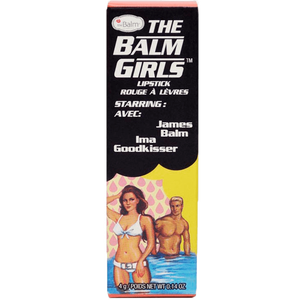 Bild: theBalm Balm Girls Lipstick ima goodkisser