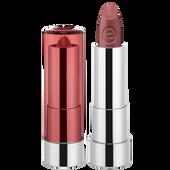 Bild: essence Sheer & Shine Lipstick glamour queen