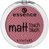 Bild: essence Matt Touch Blush berry me up!