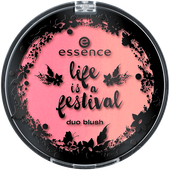 Bild: essence Life is a Festival Duo Blush