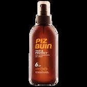 Bild: PIZ BUIN Tan & Protect Oil Spray LSF 6