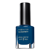 Bild: MAX FACTOR Glossfinity Nagellack cobalt blue