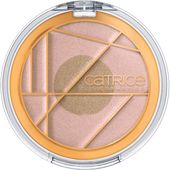 Bild: Catrice Soleil D'été Duo Highlighter