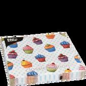 Bild: PAPSTAR Servietten Cupcakes