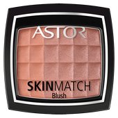 Bild: ASTOR Skin Match Trio Blush berry brown