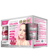 Bild: MediCap Collagen Cell Shot + Serum